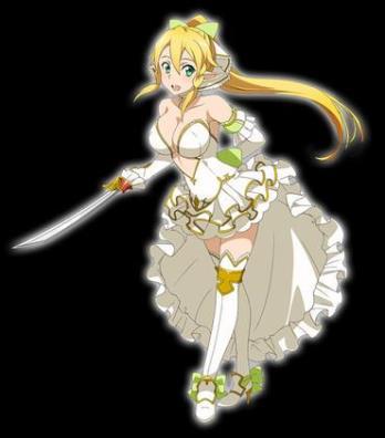 花嫁リーファは特大攻撃に封印!2・3回に1回は封印決まるよ!しかしエロ可愛いですねwww
