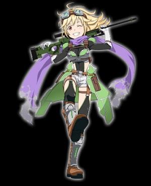 ★4【若き狙撃手】セラ