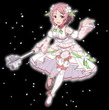 ★6【玉響の桜吹雪】リズベット