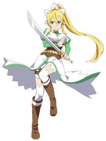 ★7【白の魔法剣士】リーファ