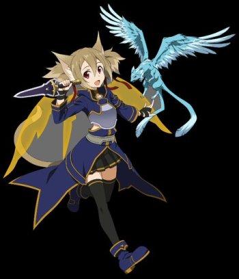 ★7竜姫シリカお迎え!!聖剣キリトいるなら使わないかもな…