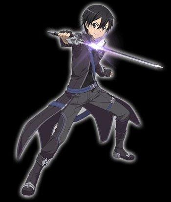 ★7創世の黒剣士キリトさんお迎え///創世の黒剣士って聞くとアリシゼーション思い出すw
