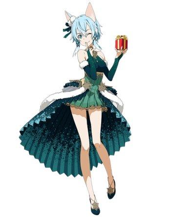 ★7【聖夜の妖精】シノン