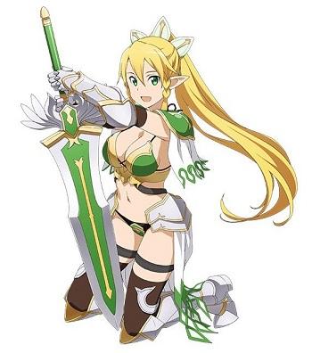 ★7【金緑石の烈剣】リーファ