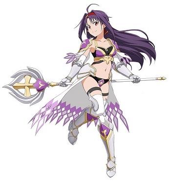 ★7【紫水晶の魔槌】ユウキ