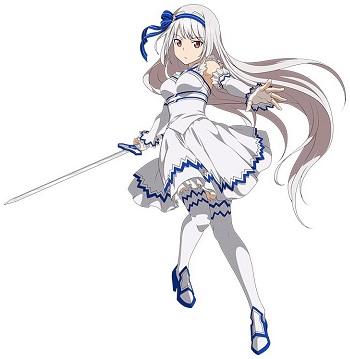 ★6【麗しの銀姫】アネット