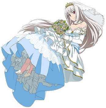 ★7【白銀の花嫁】アネット