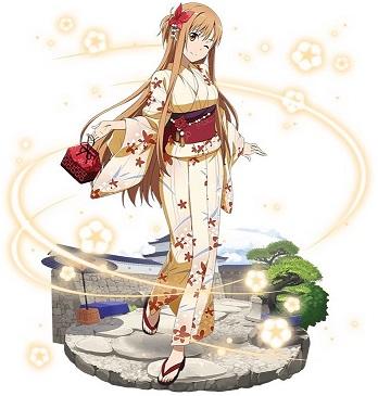 ★8【夏を扇ぐ乙女】アスナ