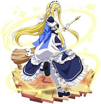★8【お姫様メイド】アリス