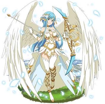 ★8【愛を紡ぐ天使】アスナ