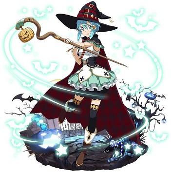 【祝祭に踊る魔女】シノン