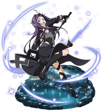 【黒剣ノ残響】ユウキ
