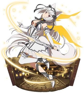 ★8【白絹の舞姫】アネット