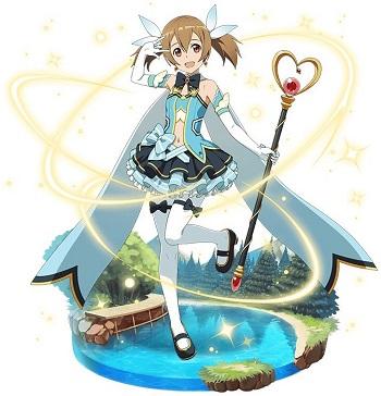 ★8【ミラクル☆ガール】シリカ