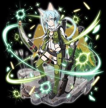Extreme【過去統べる戦神】シノン