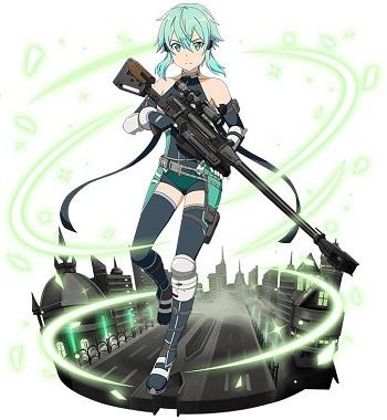 ★8【屈指の狙撃手】シノン