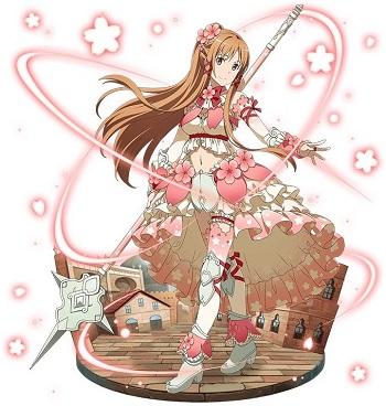 ★8【流麗の桜騎士】アスナ