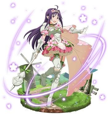 ★8【稀世の桜騎士】ユウキ