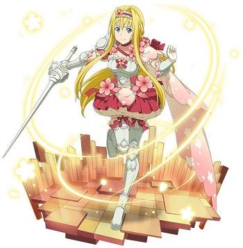 ★8【聖光の桜騎士】アリス