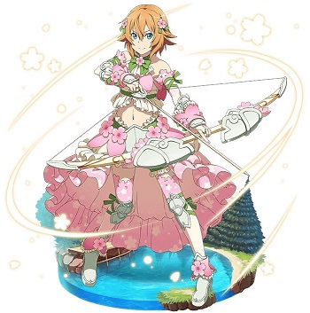 ★8【憧憬の桜騎士】フィリア
