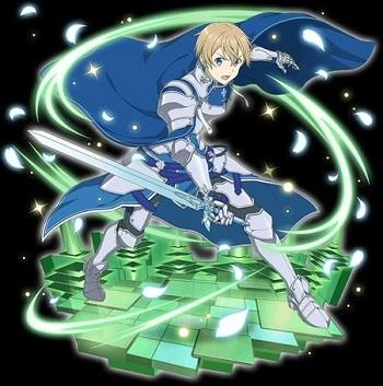 <[青薔薇の整合騎士]ユージオ>Ex解放に伴う補填!対象者は同対象キャラクターが貰える!