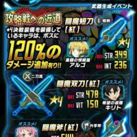 決戦武器は普通の☆4武器と比べて変わりないから普段から持たせる武器としても使える!?
